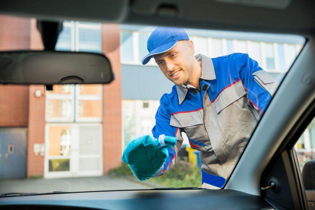 windscreen scratch repair